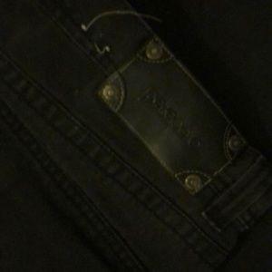 Pelle Pelle Jeans - Pelle pelle Jeans 👖 size 42/34 black v pocket